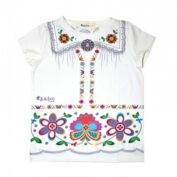 T-shirt KIHNU girl