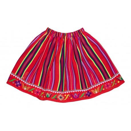 PUHJA viscose skirt