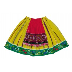 Muhu viscose skirt