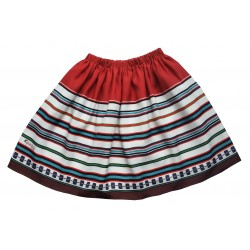 MUSTJALA skirt