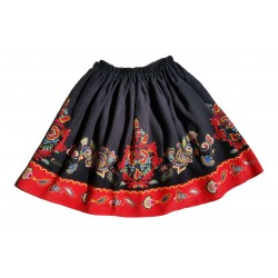 TELEMARK Norwegian folk skirt