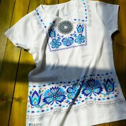T-shirt MIHKLI girl
